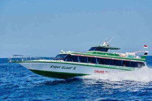 scoot cruise fast boat lembongan from sanur