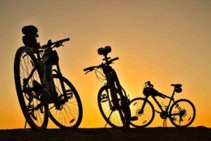 morning cycling sanur