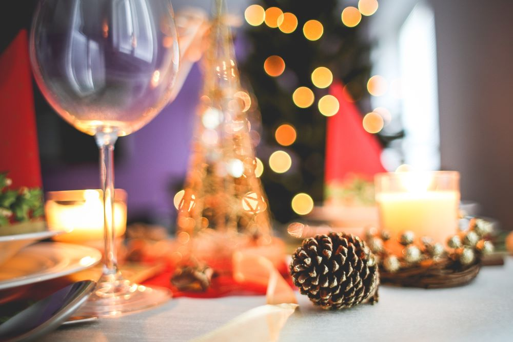 Christmas Feast in Bali